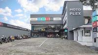 Konsep lifestyle di Motoplex sebagai dealer flagship PT Piaggio Indonesia