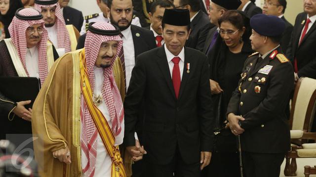 Presiden Jokowi Jadi Host Dialog Raja Salman Dengan Tokoh Agama