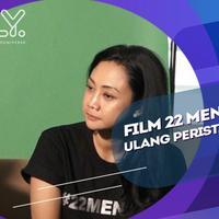 Film 22 Menit Bekerjasama pihak kepolisian demi menghasilkan kualitas film yang baik