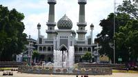 Masjid Agung Jami' Kota Malang, Jawa Timur (Zainul Arifin/Liputan6.com)