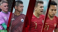 Trivia Julukan Unik Pesepak bola Indonesia (Bola.com/Adreanus Titus)