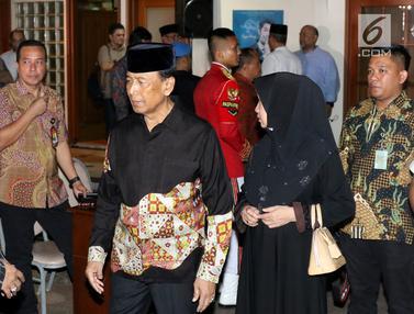 Tokoh hingga Menteri Malayat ke Rumah Duka BJ Habibie