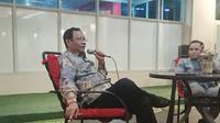 Mahfud MD di Makassar (Liputan6.com/Ahmad Yusran)