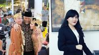 6 Pesona Rivania Diza, Istri Satrio Anak Dono Warkop yang Baru Menikah (sumber: Instagram.com/ratih_ario dan LinkedIn Rivania Rizal)