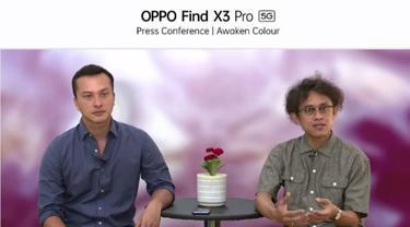 Riri Riza akan Buat Film Pakai Oppo Find X3 Pro 5G