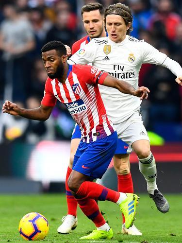 Real Madrid Taklukkan Atletico Madrid di Kandangnya