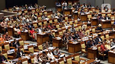 Ketua DPR Tutup Masa Persidangan I 2019-2020
