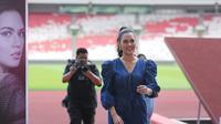 Sempat tak percaya, Raisa mantapkan diri gelar konser di Stadion Utama Gelora Bung Karno, Jakarta. (Adrian Putra/Fimela.com)