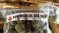 Ganja medis. (intcannabiscorp.com)