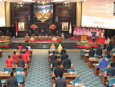 HUT Jakarta, Anies - Sandi Gelar Rapat Istimewa Bersama DPRD