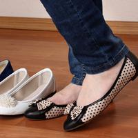 Ilustrasi Flat Shoes Credit: shutterstock.com