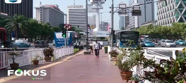 Berita video Fokus Indosiar tentang Jakarta yang terus berbenah untuk menjadi tuan rumah yang ramah di Asian Para Games 2018.