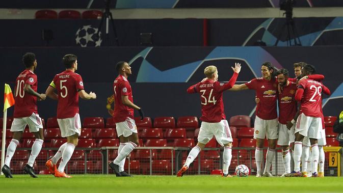 Klasemen Liga Champions Grup E-H: 4 Tim Pegang Tiket 16 Besar