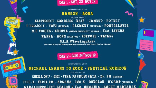 The 90's Festival