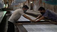 LPEI dukung pembiayaan ekspor UMKM batik di Sukoharjo, Jawa Tengah (dok: LPEI)
