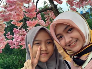 Pesona Jihan Audy dalam Balutan Hijab, Anggun dan Cantik