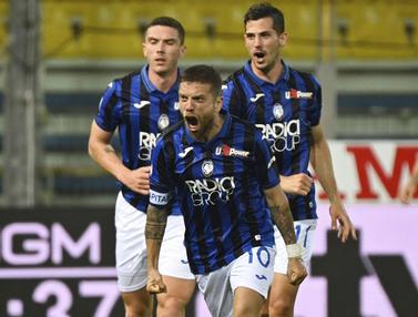 Sempat Tertinggal, Alejandro Gomez Bawa Atalanta Kalahkah Parma