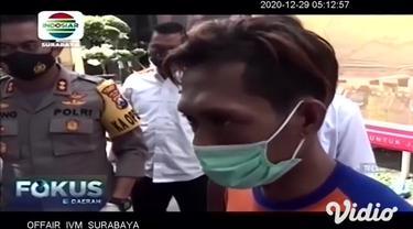 Satuan Reserse Kriminal Polres Jombang, Jawa Timur, menangkap seorang tersangka pembunuh wanita dari pemilik warung yakni Waras. Pelaku yang bernama Supriadi, terpaksa ditembak kaki kirinya oleh polisi lantaran berupaya kabur saat akan ditangkap.