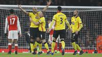 Arsenal Vs Watford (AP Photo/Frank Augstein)