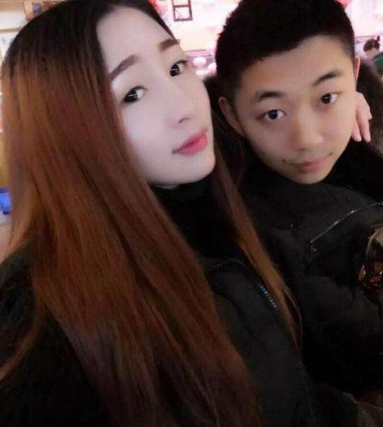 Xia dan Geng sebelum adanya insiden kecelakaan/copyright worldofbuzz.com
