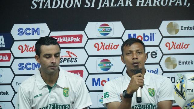 Piala Presiden Bejo Sugiantoro Syukuri Kemenangan Persebaya