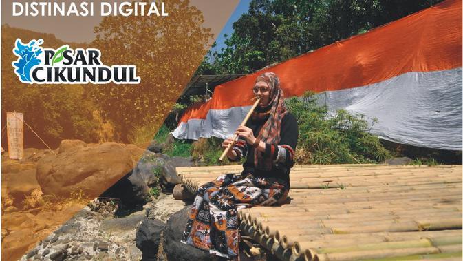 Baru, Destinasi Digital Pasar Cikundul Sukabumi ...
