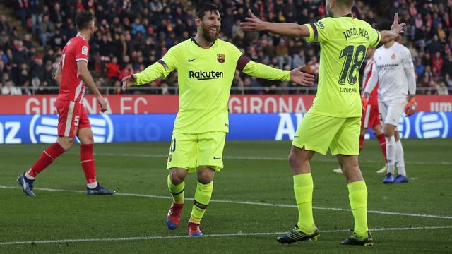 Catat 8 Kemenangan Beruntun di La Liga, Barcelona Kukuh di Puncak Klasemen