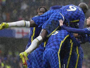 Foto: Bungkam Southampton 3-1, Chelsea Gusur Liverpool dari Puncak Klasemen Liga Inggris