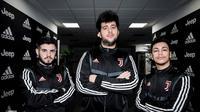 Tim Esports Juventus (Dok Juventus)