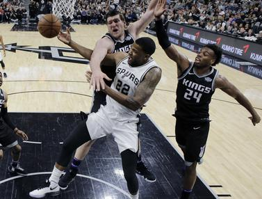 San Antonio Spurs, Sacramento Kings, NBA