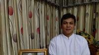 Pastor Paroki St Antonius dari Padua Tataaran Troy Kalengkongan Pr.