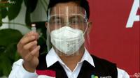 Simak testimoni Presiden Jokowi usai suntik vaksin COVID-19