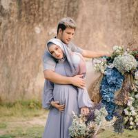 Irish Bella dan Ammar Zoni Maternity Shoot (Instagram/dierabachir)