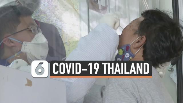 Pemerintah Thailand mengambil langkah antisipasi menyikapi terus meningkatnya jumlah kasus Covid-19 di negara tersebut. Sebanyak 28 provinsi akan berada di bawah kontrol maksimum.
