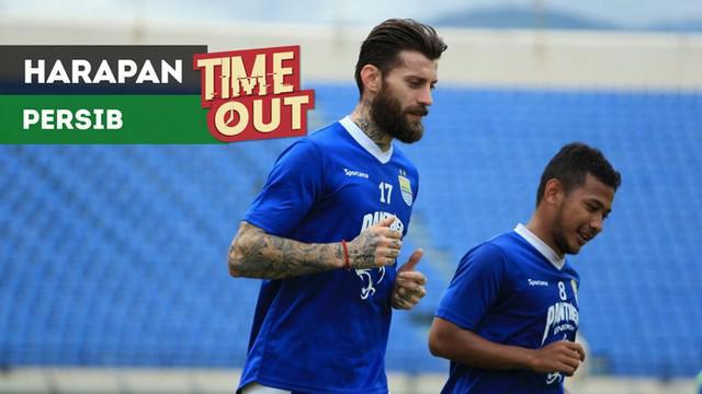 Berita video harapan dari manajemen dengan kehadiran 3 pemain baru di skuat Persib Bandung untuk musim 2018.