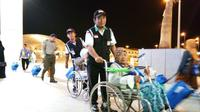 Pemulangan jemaah haji Indonesia memasuki kloter terakhir. (www.haji.kemenag.go.id)