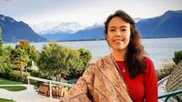 Perkenalkan Batik Lewat Aplikasi Interaktif, Mahasiswi Indonesia di Swiss Ini Banggakan Indonesia (dok. Instagram @puspita_ayu_permatasari)