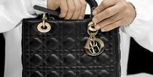 Putri Diana memiliki ikatan kuat dengan tas tangan dari Dior, Lady Dior. (Foto: Christian Dior)