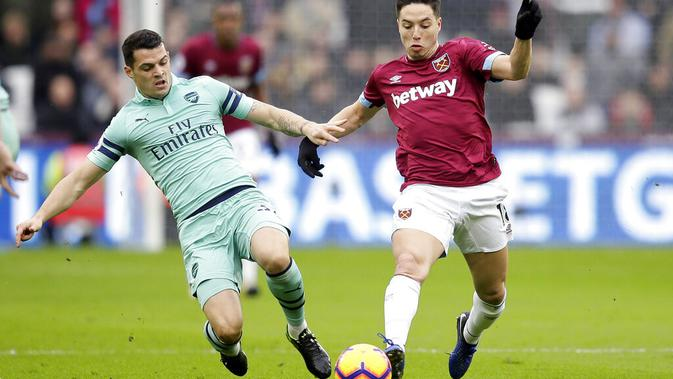West Ham United vs Arsenal (AP Photo/Tim Ireland)