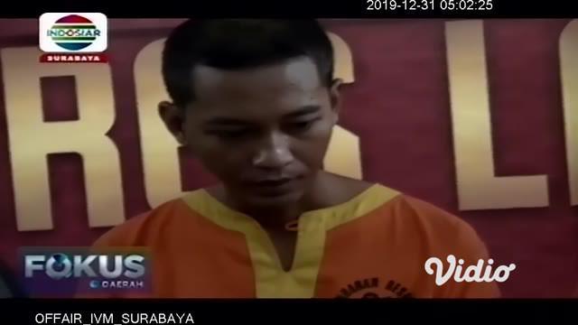Dua orang penyimpan senjata api rakitan, di Lamongan, Jawa Timur ditangkap polisi. Dari penangkapan dua tersangka tersebut, petugas menyita sepucuk senjata api laras panjang rakitan, peluru atau amunisi aktif kaliber 5,56 mm, dan ratusan selongsong p...