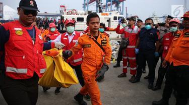 Satu korban Pesawat Lion Air JT 610 teridentifikasi. Atas nama Jannatun Cintia Dewi (24).