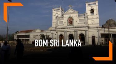 Setelah insiden ledakan bom, pemerintah Sri Lanka memblokir beberapa media sosial dan memerintahkan pasukan keamanan berpatroli di pusat kota. Jam malam juga diberlakukan untuk warga.