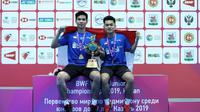 Para jawara World Junior Championships (WJC) 2019 (Ist)