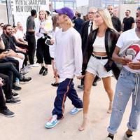 Justin Bieber dan Hailey Baldwin (Instagram @justinbieber)