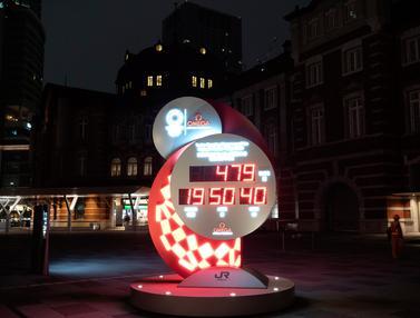 Hitung Mundur Olimpiade Tokyo Kembali Berdetak