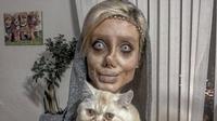 Inilah pengakuan mengejutkan Sahar Tabar usai berita tentang dirinya yang operasi plastik sebanyak 50 kali viral. (Foto: Instagram Sahar Tabar)