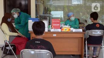 Dipuji Bank Dunia Soal Vaksinasi Covid-19, Ini Kata Menko Airlangga