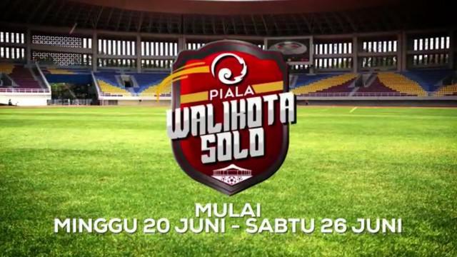 Berita video jelang kompetisi Piala Wali Kota Solo 2021, eksklusif di Indosiar dan Vidio
