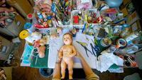 Rumah sakit ini telah memperbaiki tiga juta boneka hingga saat ini.