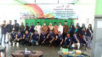 Anggota Komisi IX DPR Nur Yasin saat melakukan Sosialisasi Generasi Berencana (GenRe Ceria) bersama BKKBN bersama remaja di Desa Balung Lor, dan desa Tanggul Kulo Kecamatan Tanggul Kabupaten Jember. (Istimewa)